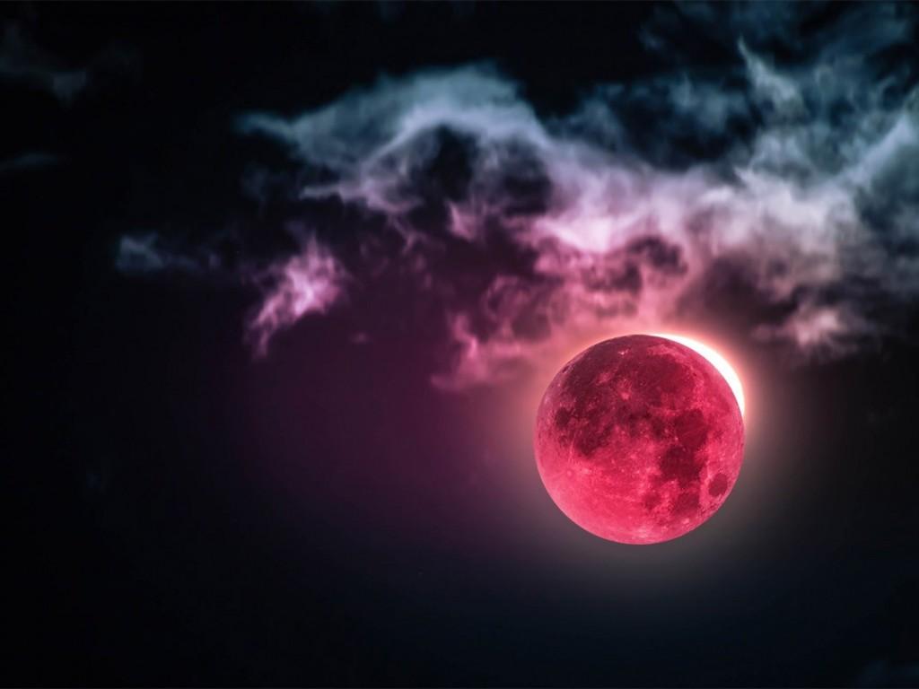 Lunes vaporeuses