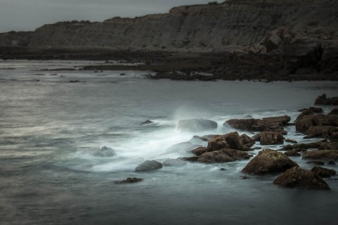 Photos deplages et rochers deSao Bernardino, Peniche, Portugal