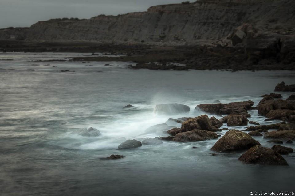 Plages et rochers, Sao Bernardino, Portugal, 2015