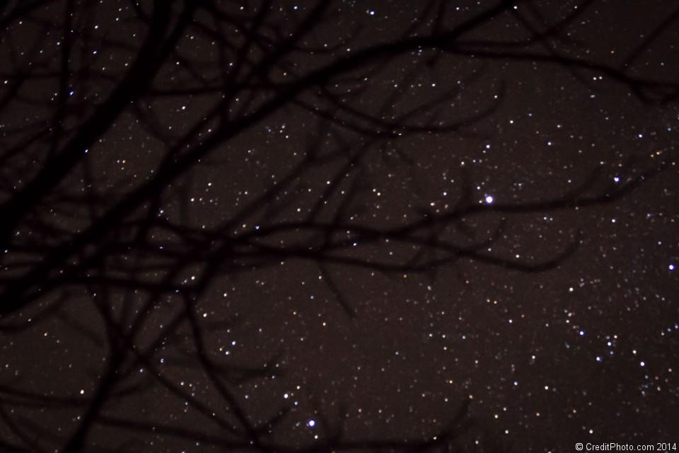 Ciel étoilé de Vassieux en Vercors (26)